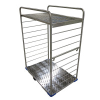 Curved-Handle-Cart