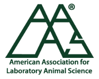 American Association for Laboratory Animal Science logo