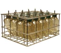 Low Profile Bottle Basket