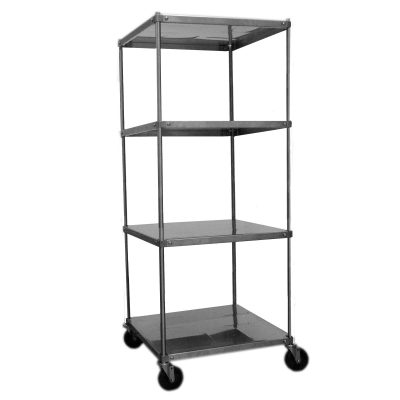 Corner Adjustable Shelf Rack