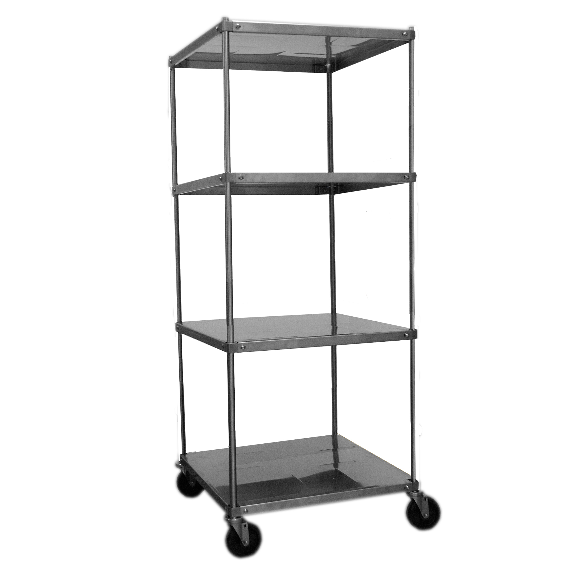 garage steel shelf master shelving muscle cfm unit rack storage hayneedle product