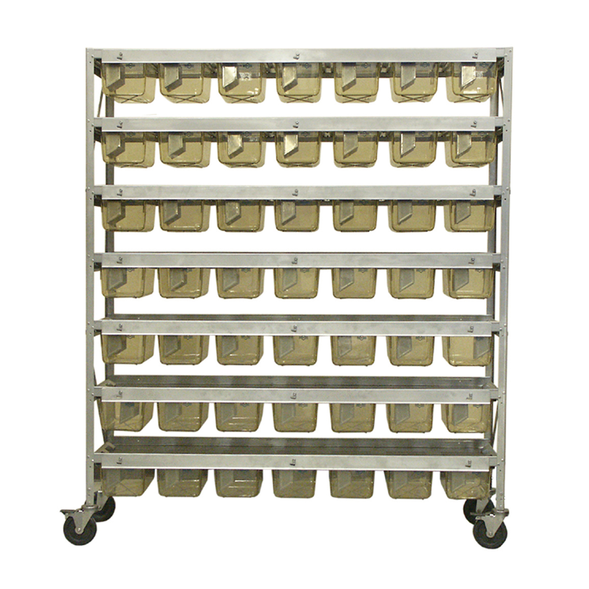shelving modular keg corner aluminum unit storage three shelf rack example su racks system