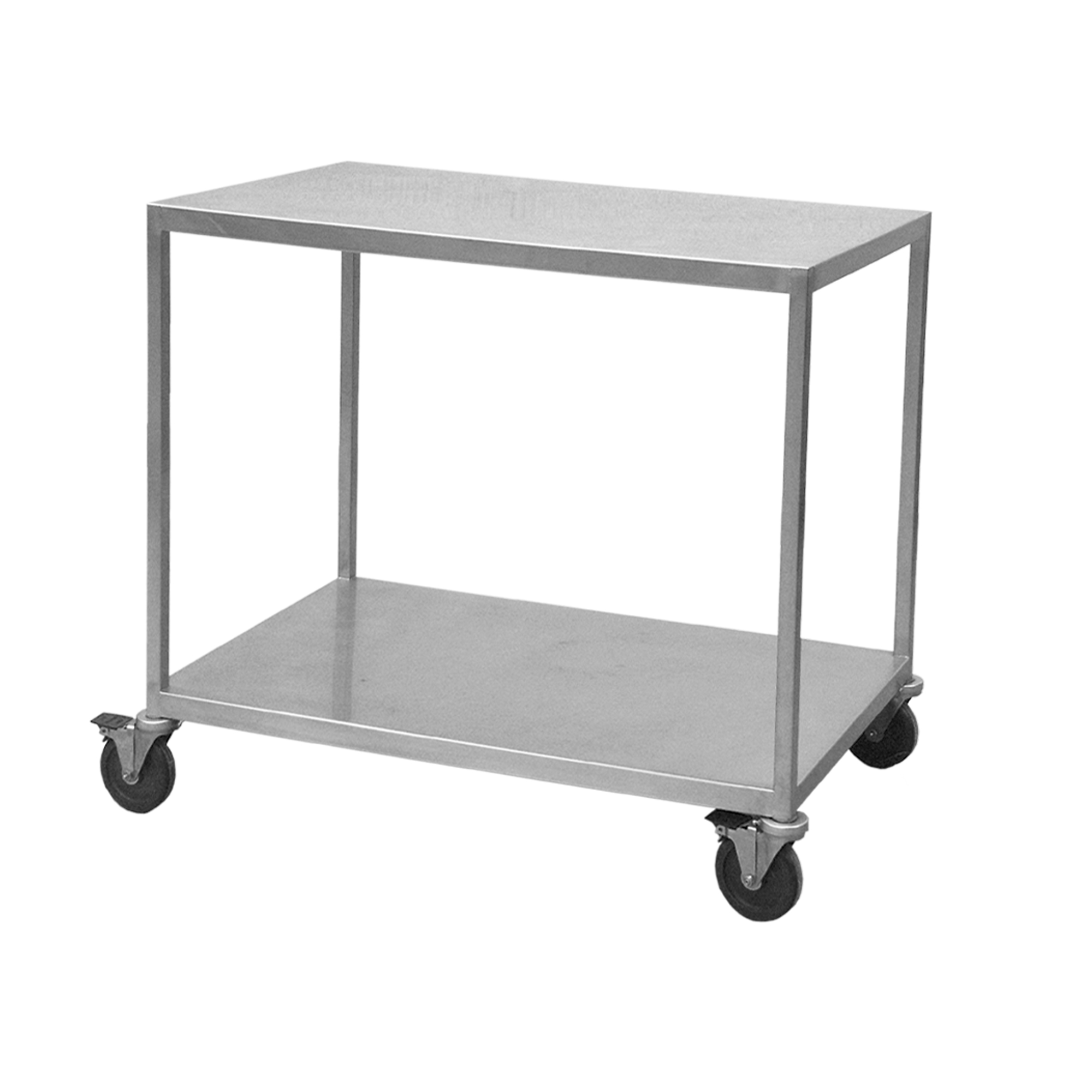 Factory Utility Cart: Alternative Design Manufacturing