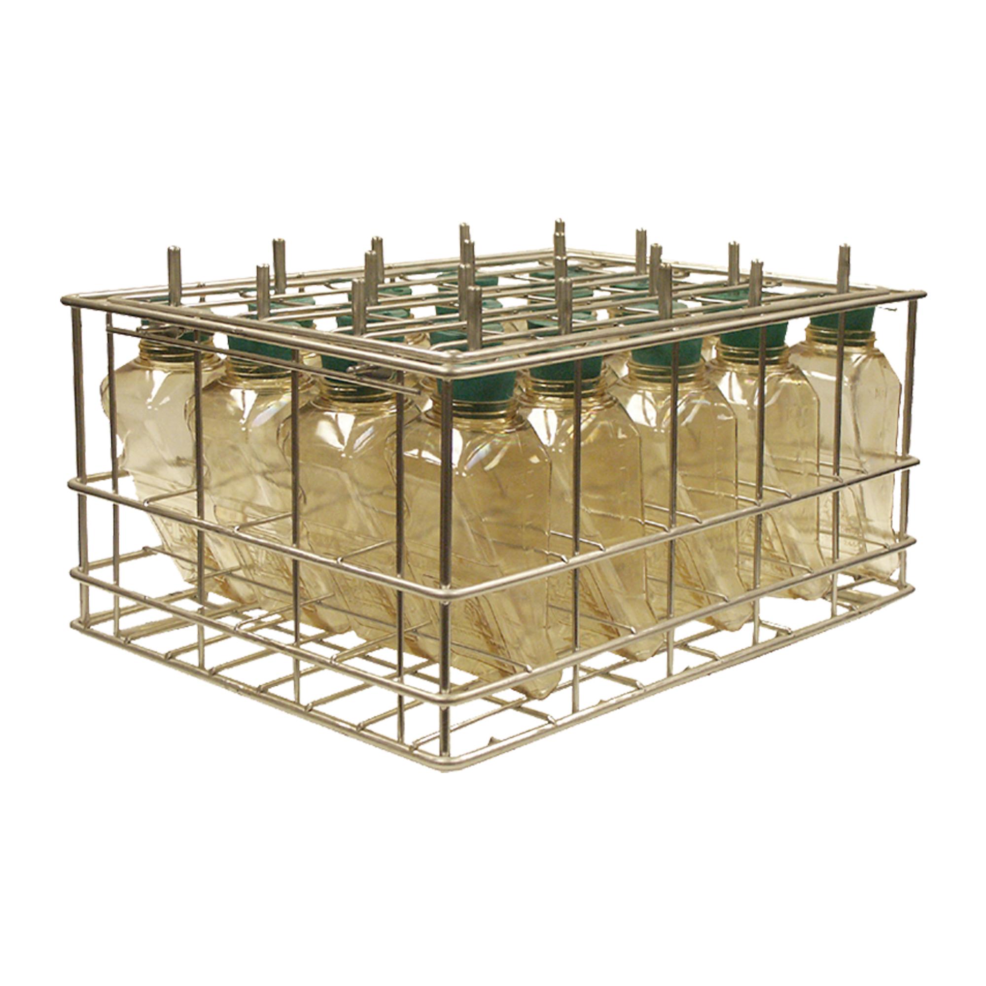 Low Profile Water Bottle Basket - Alternative Design