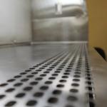 Deck Vent Plate