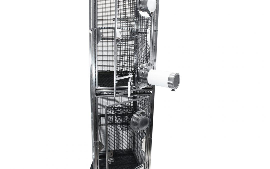Tree Shrew 2-Cage Unit
