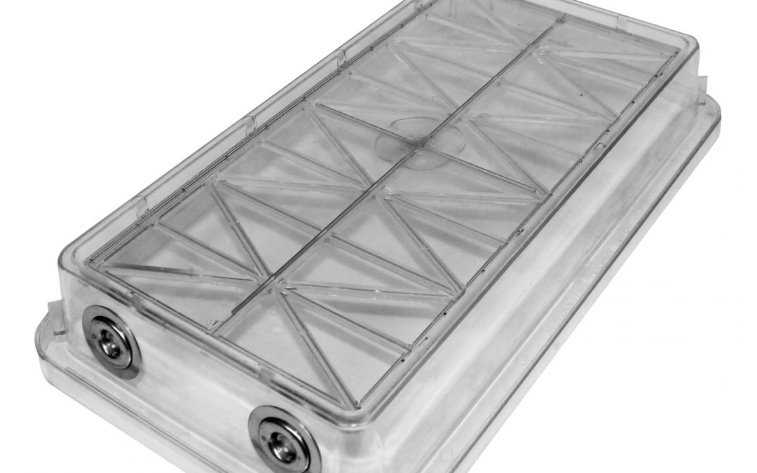 Hamster Vent Solid Cage Top
